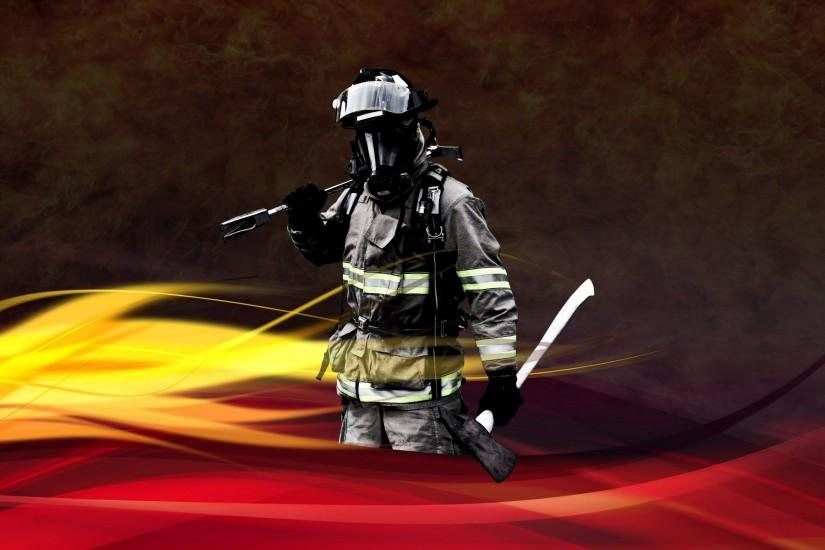 Firefighter Background For Iphone Download
