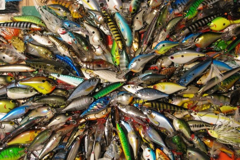 fishing lure computer wallpaper | ... fishing vivid colors lure fishing  gear 1280x960 wallpaper