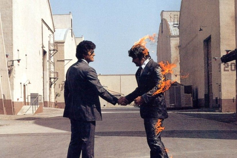 Pink floyd wish you were here wallpaper hd.