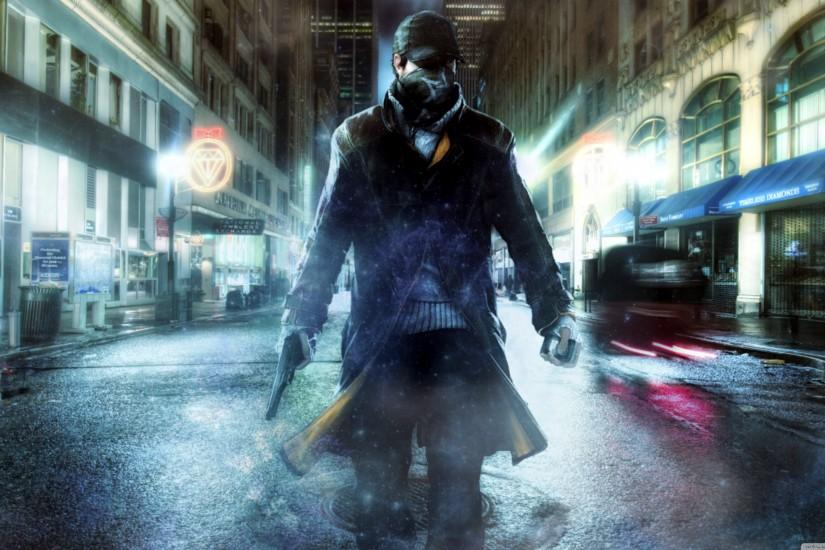 ... Watch Dogs Wallpaper 100 Quality ...