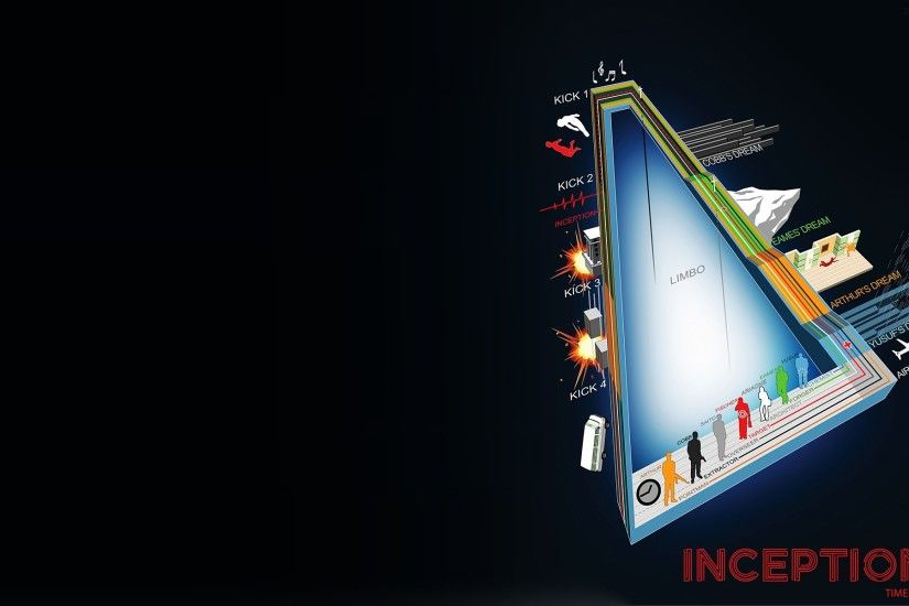 Inception Widescreen Wallpaper