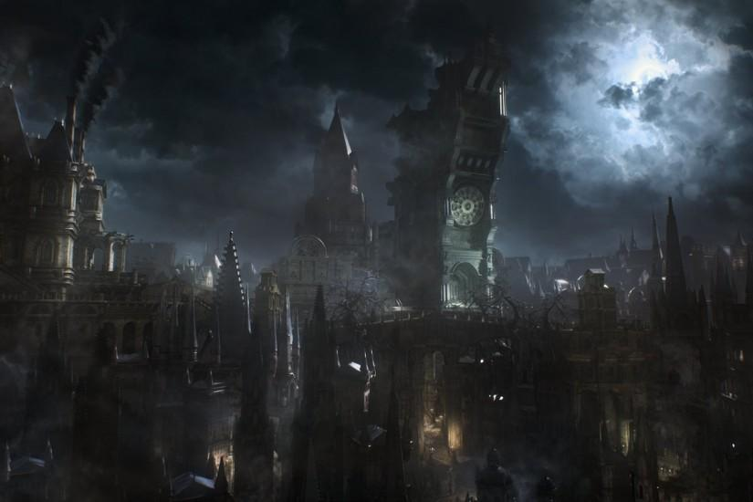 HD Wallpaper | Background ID:548706. 1920x1080 Video Game Bloodborne