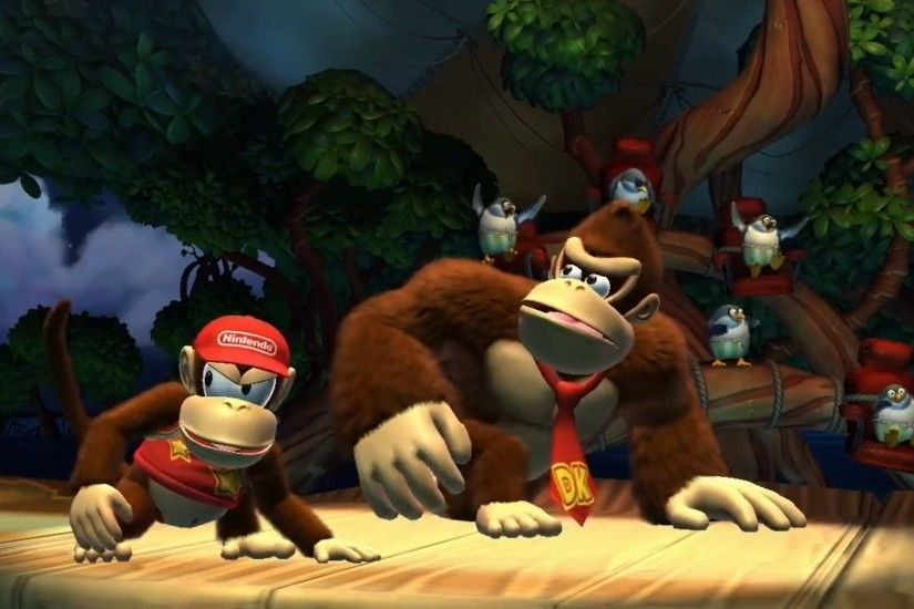 1920x1080 2-Donkey-Kong-Country-TF-forrest-fire-1024x576 Donkey