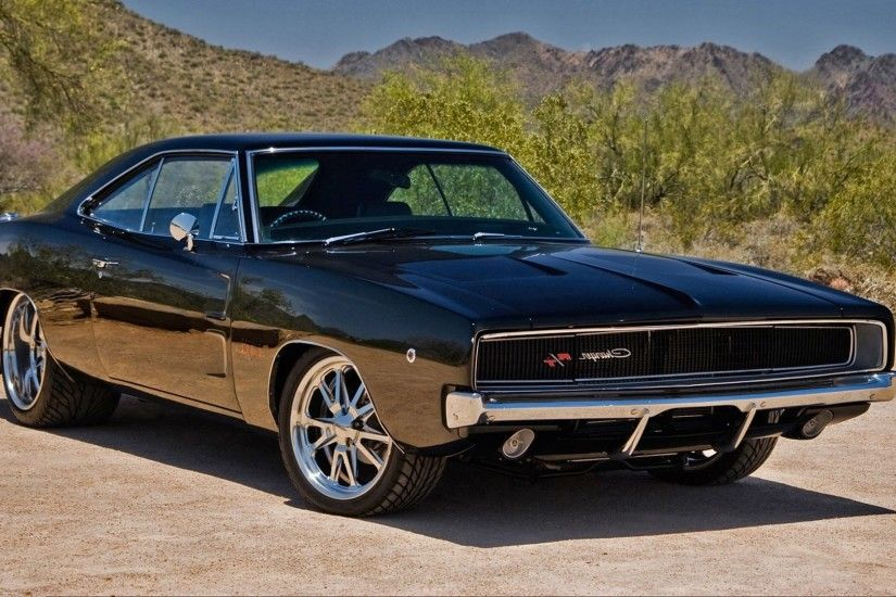 ... 1970 Dodge Charger In Dodge Charger Rt Interior Wallpaper ...
