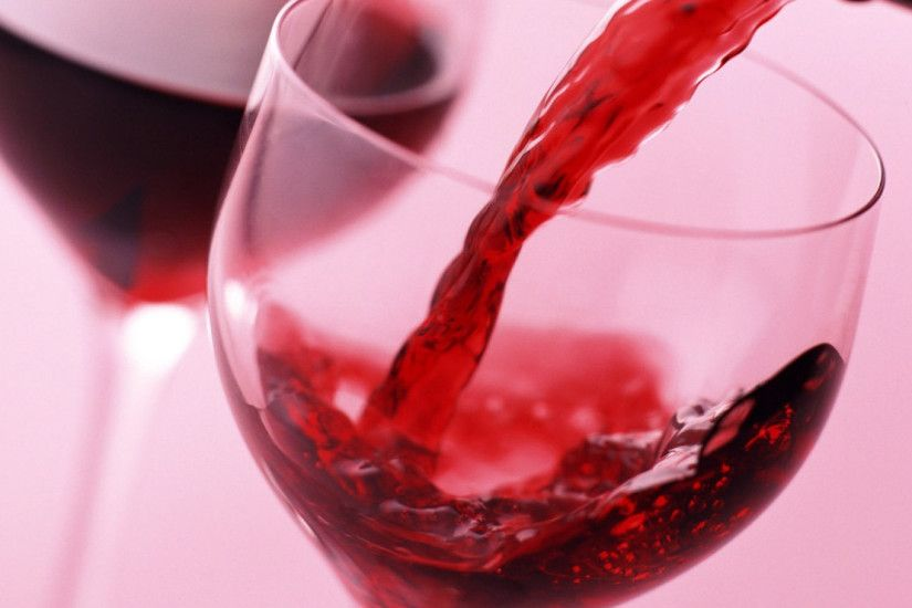 1920x1080 Wallpaper red wine, glass, bottle, drink, alcohol