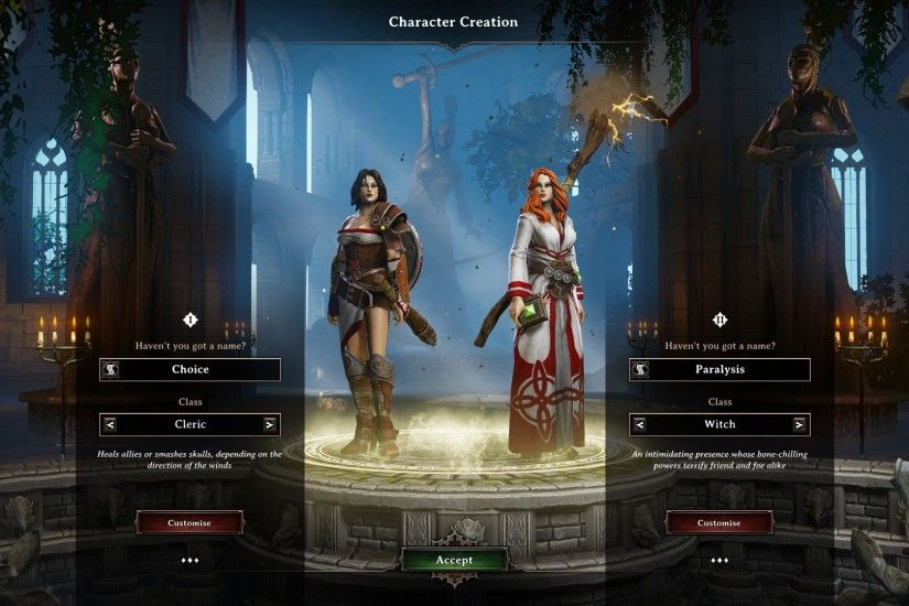 Divinity: Original Sin patched; gets AI personalities, tweaks, and bug fixes