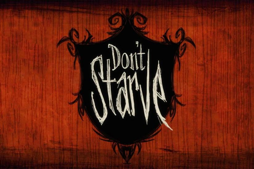 Wallpaper from Don't Starve