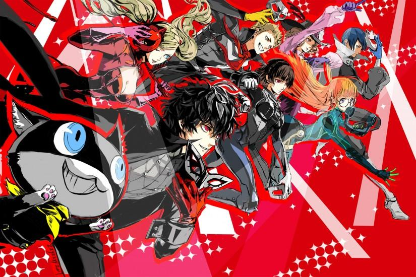 persona 5 wallpaper 1920x1280 ios