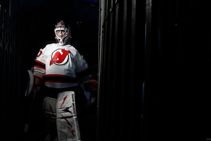 New Jersey Devils Goalkeeper for 2560x1440
