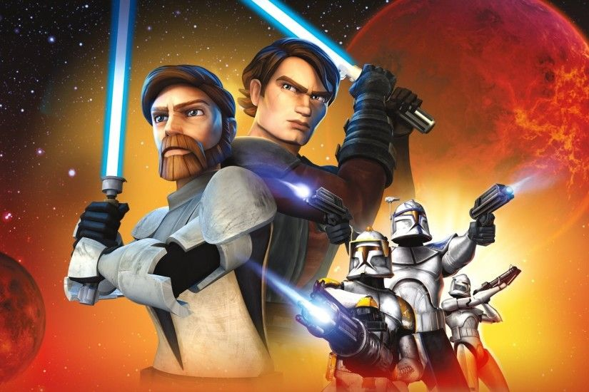 star wars the clone wars republic heroes wallpaper pack 1080p hd - star wars  the clone