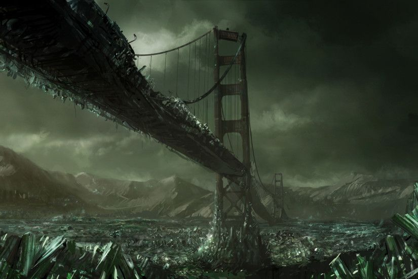Dystopia Wallpapers by Mohammed Lees #11