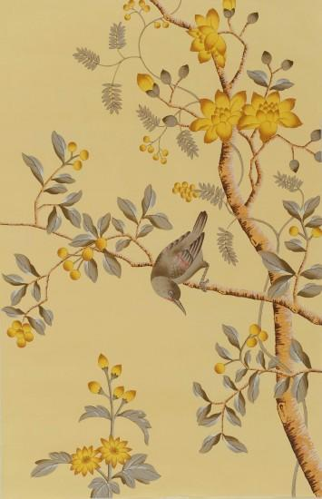 colourways - Chinoiserie, Handmade Wallpaper - Fromental