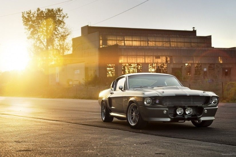 Eleanor Mustang Shelby GT500 for 1920x1080