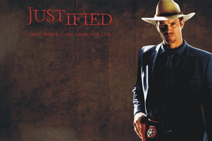 ... Justified Wallpaper 1920 x 1200 by 818JohnVan