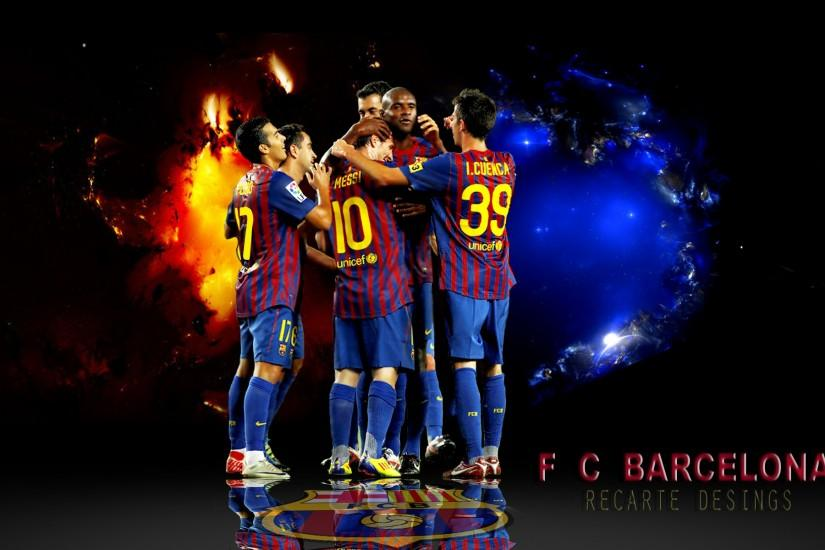 FC Barcelona wallpaper by UszatyArbuz on DeviantArt 0 HTML code. Para  descargarlos,tan solo haz click derecho y guardalos a tu .