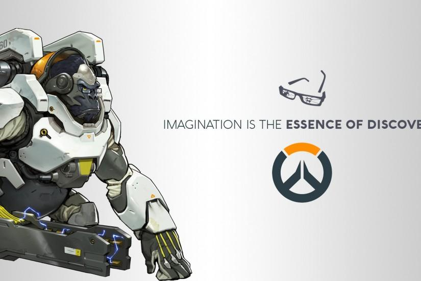 Overwatch Winston Wallpaper Is Cool Wallpapers Is Cool Wallpapers
