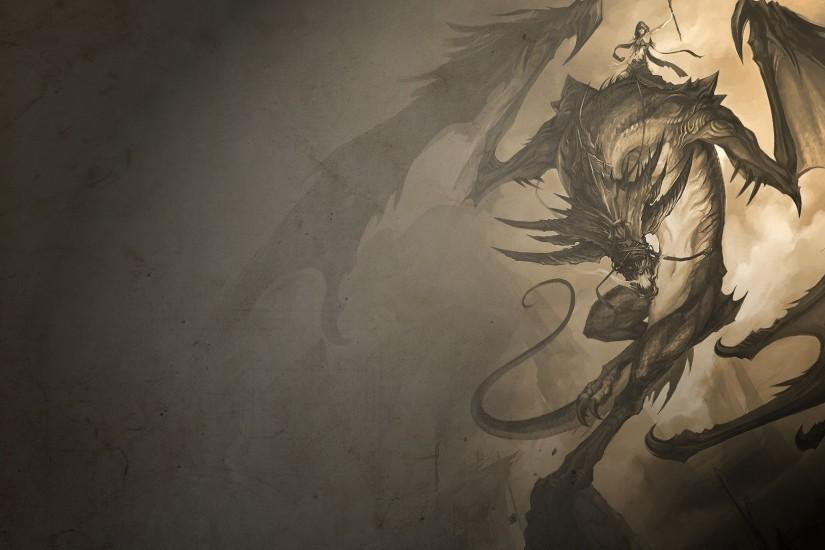 Images For > Cool Dragon Wallpapers Desktop