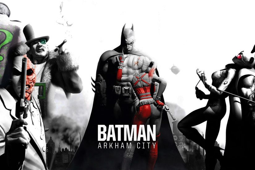 ... batman arkham city wallpapers hd backgrounds images pics photos ...