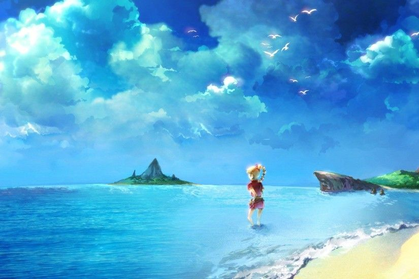 Chrono Cross Wallpapers - Wallpaper Cave