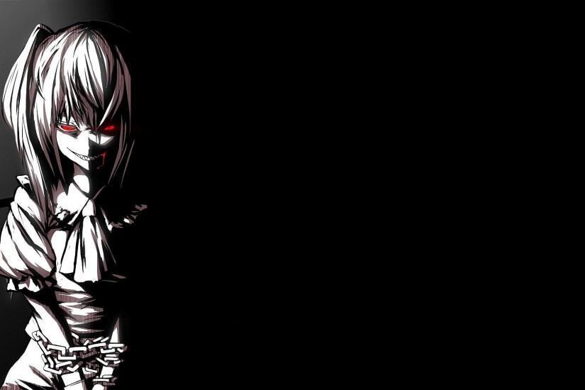 1920x1080 Wallpaper touhou collection, girl, blood, circuit, evil smile