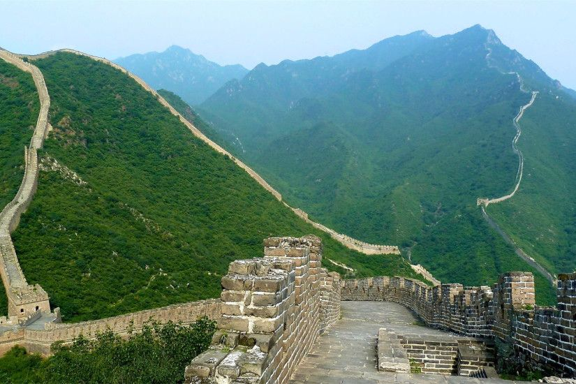 Great Wall of China Original Wallpaper