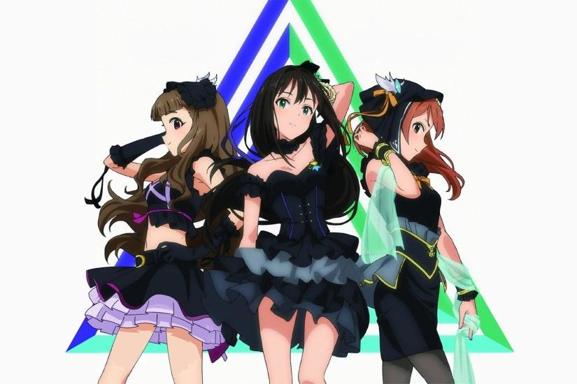 Idolm@ster Cinderella Girls new wallpapers
