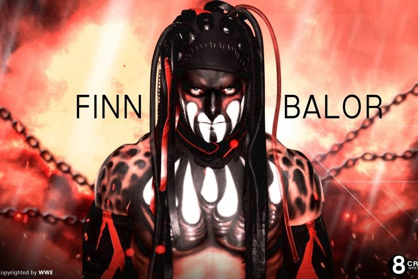 SidCena555 6 0 Finn Balor Wallpaper by Arunraj1791