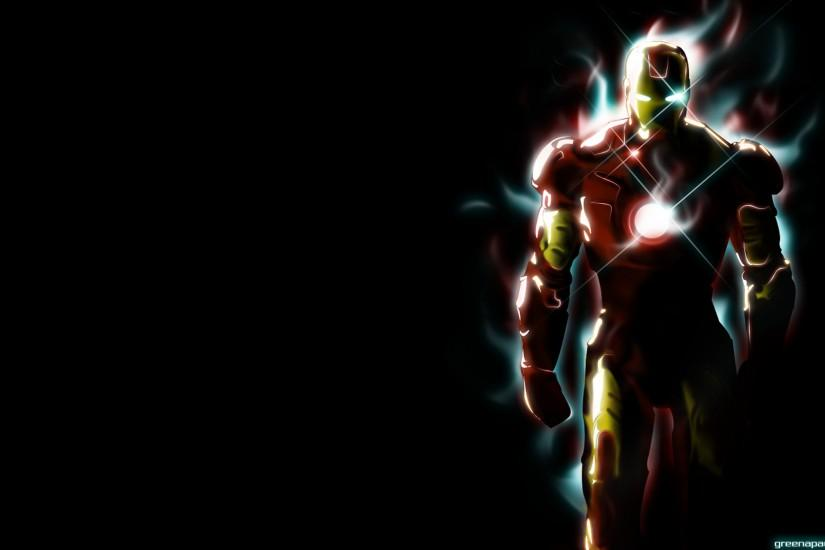beautiful ironman wallpaper 3000x1953 xiaomi