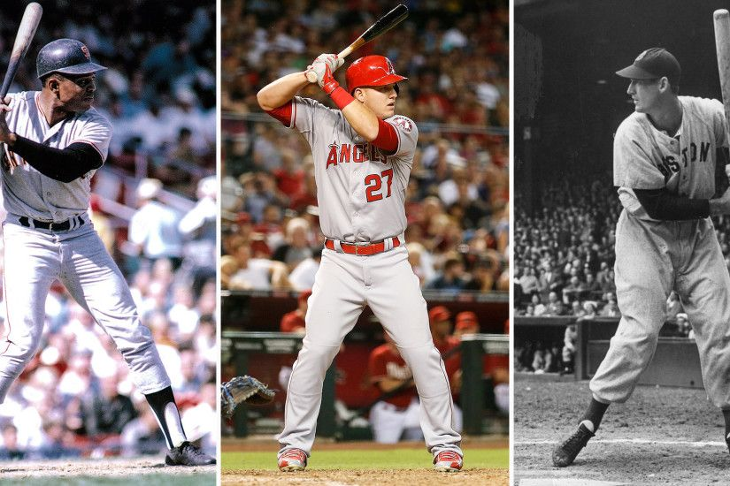 Mike Trout vs. baseball's legends: A stat-by-stat .