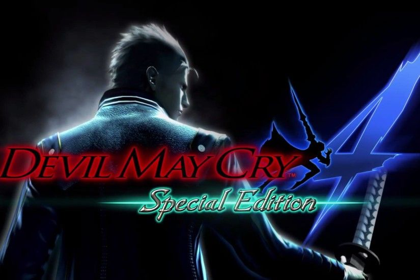 ... Big Devil May Cry 4 Photos, Pictures | Devil May Cry 4 High Quality  Backgrounds ...