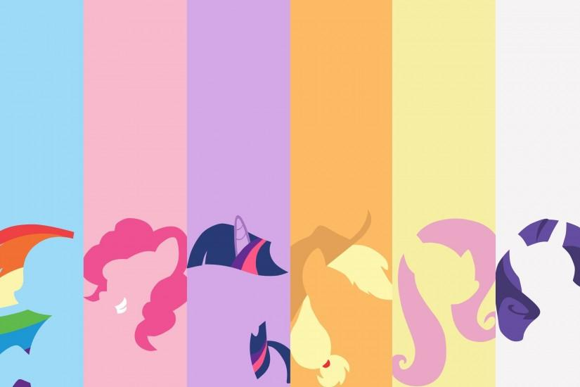 My Little Pony Wallpapers | Foolhardi.
