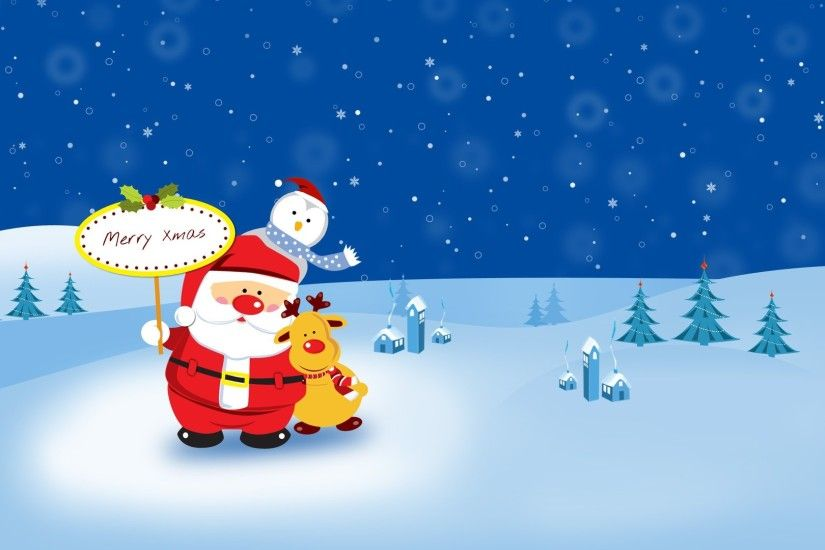 Cute Christmas Backgrounds (16)