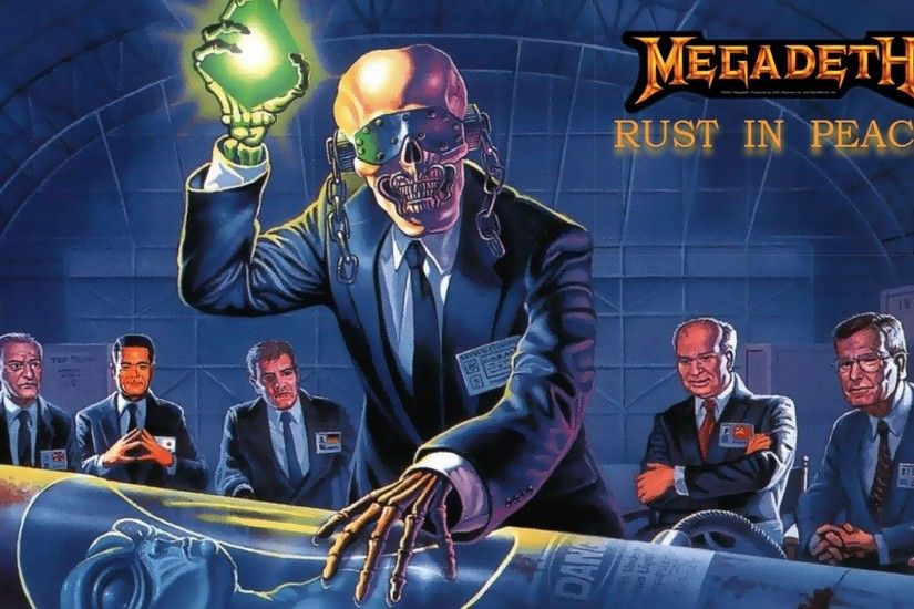HD Wallpaper | Background ID:198711. 1920x1080 Music Megadeth