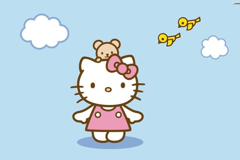 Hello Kitty Wallpaper Background Mac