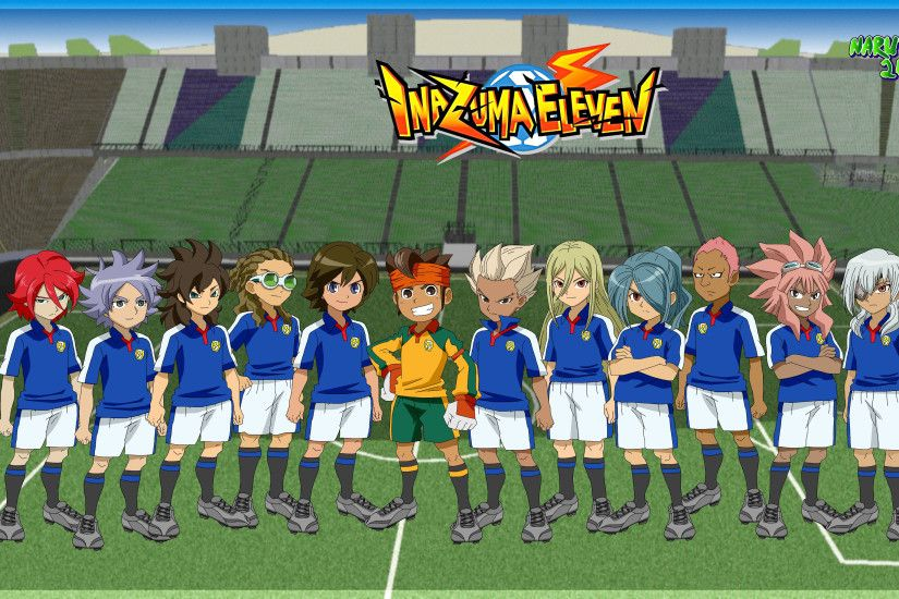 Inazuma Japan Legend Wallpaper by Naruttebayo67 Inazuma Japan Legend  Wallpaper by Naruttebayo67