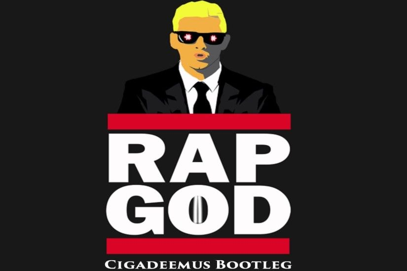 Eminem - Rap God (Cigadeemus Bootleg) {Free DL Link} (Drum and Bass) -  YouTube