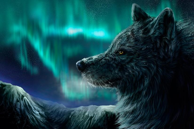 wolf background 2560x1600 for phones