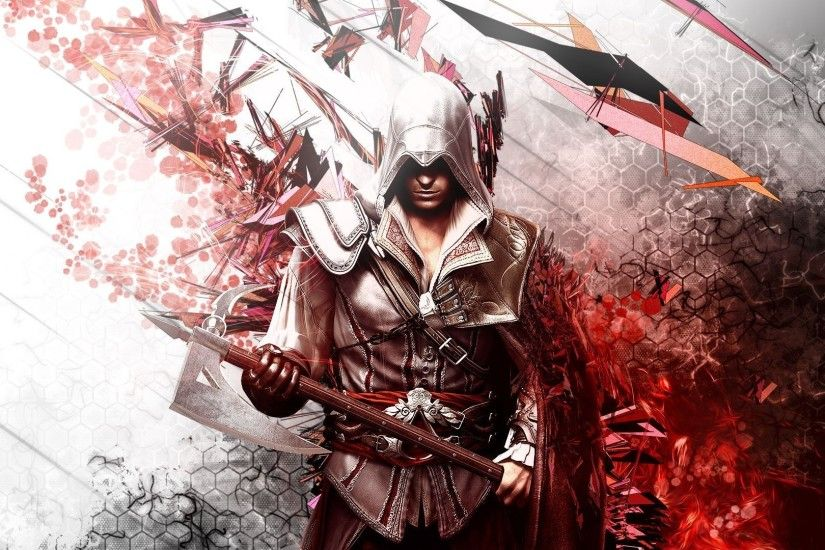Assassin's Creed 3 HD Wallpaper