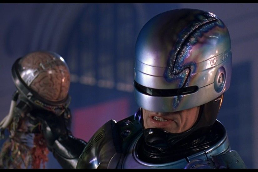 Movie - Robocop 2 RoboCop Wallpaper