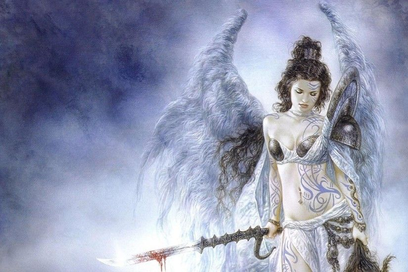 1920x1200 fantasy luis royo Wallpaper Backgrounds