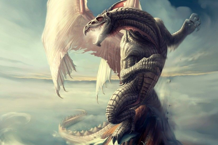 Epic Dragon HD Wallpaper. 3D Wallpapers
