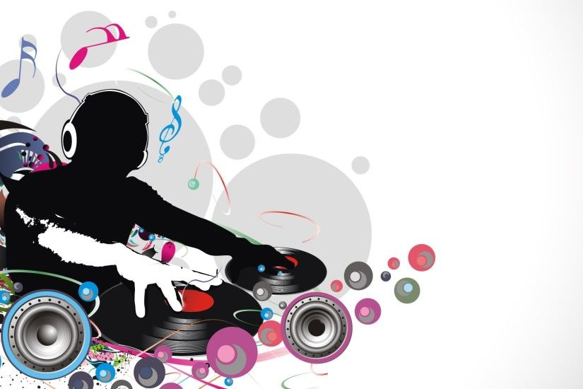 Preview wallpaper dj, record, music, lovers 3840x2160