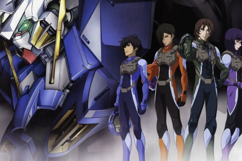 mobile suit gundam 00 Anime | HD Wallpapers