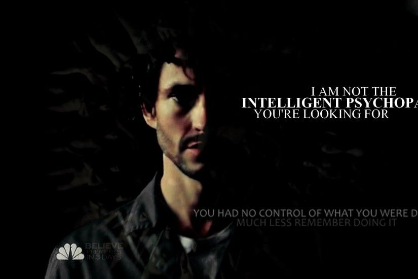 Will Graham || Can't Pretend (Hannibal)