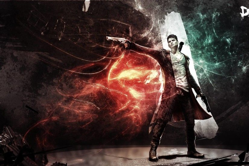 dmc-devil-may-cry-hd-wallpaper Â« GamingBolt.com: