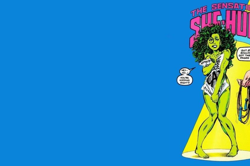 1 The Sensational She-hulk Wallpapers | The Sensational She-hulk .