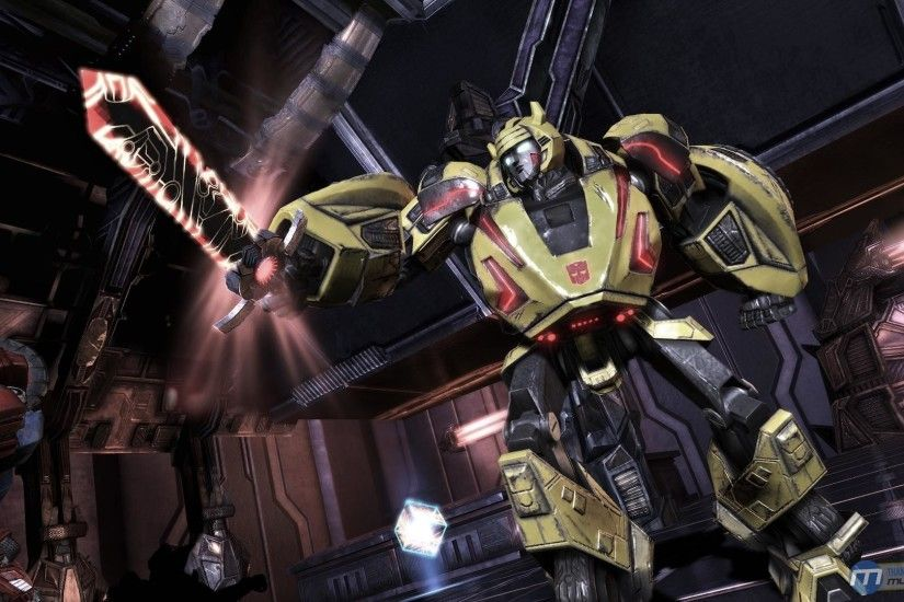100 Word Review - Transformers: War for Cybertron (PC)