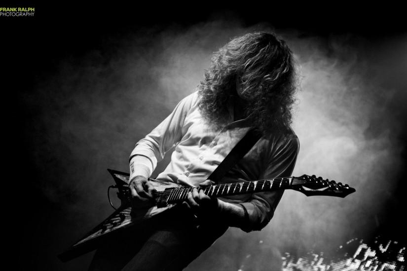 Images For > Dave Mustaine Wallpaper