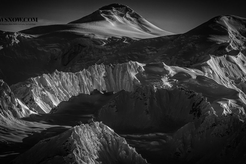 Tordrillo Mountains, Alaska // The Fourth Phase // Photo: Scott Serfas