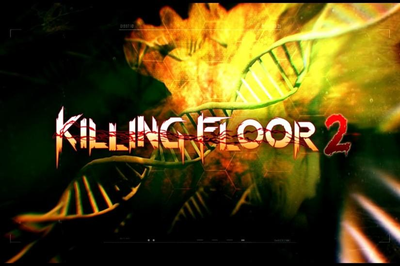 Killing Floor 2 Beta - Biotics Lab